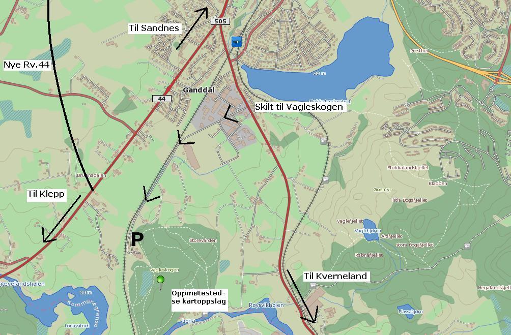 vagleskogen kart 2 manns stafetter 2007 vagleskogen kart