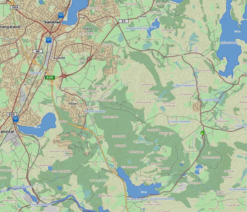 sviland kart 2 manns stafetter 2007 sviland kart